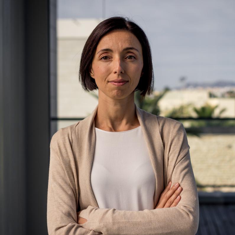 Isabel Devesa, PhD