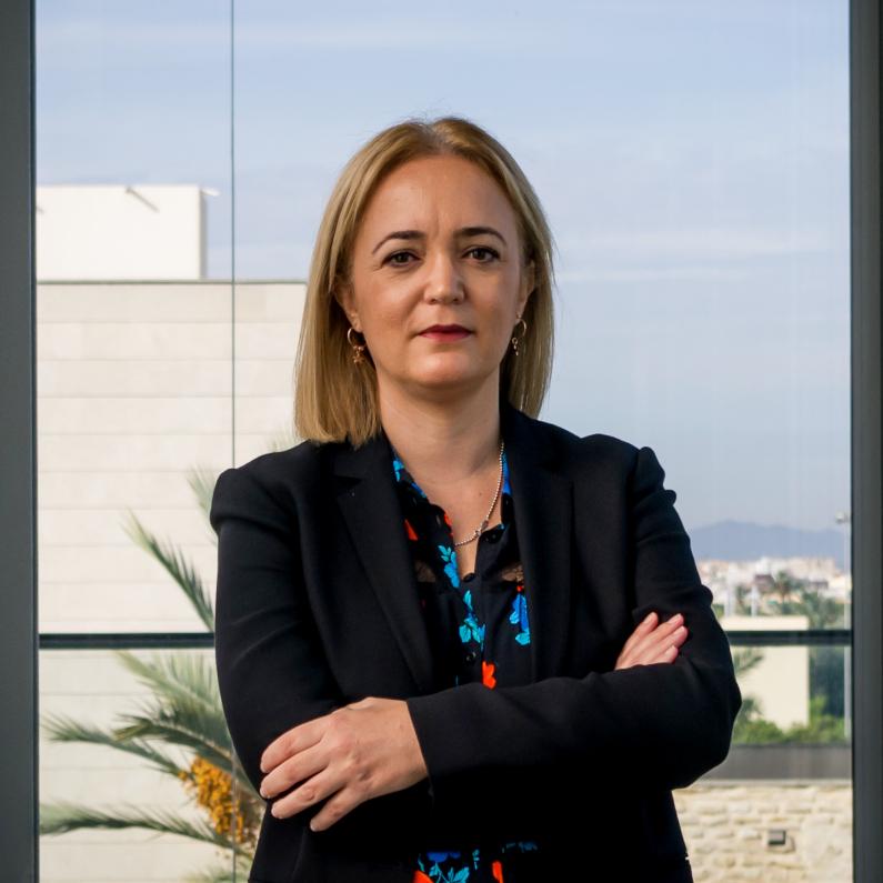 Nuria García, PhD