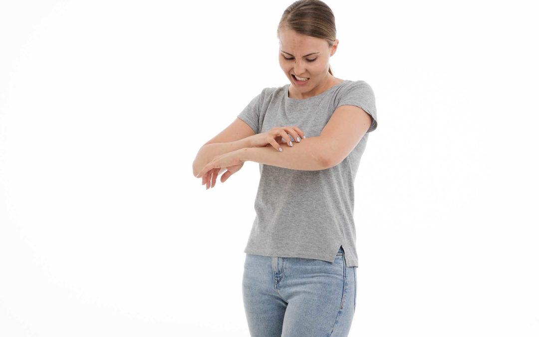 Cómo combatir el picor en la psoriasis