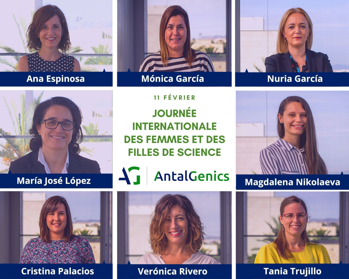 Femmes de Science AntalGenics