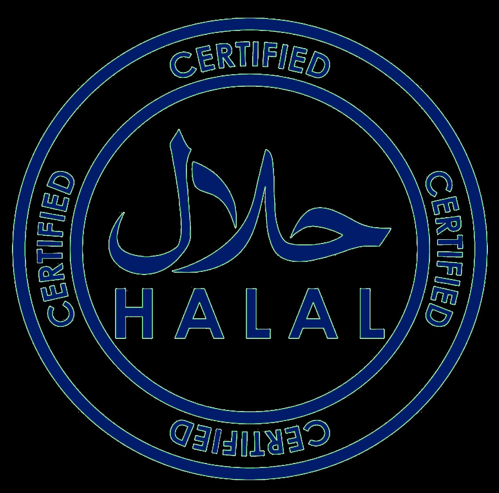 Certificado ingrediente halal